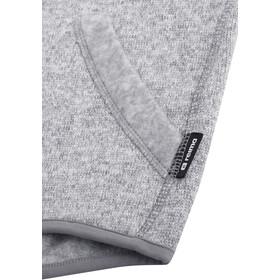 Reima Hopper Fleece Sweater Kinder melange grey